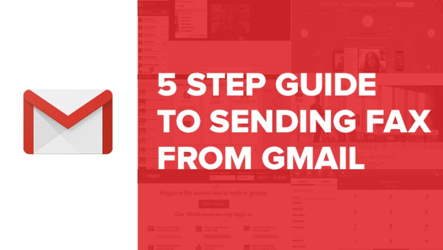 The Way to Send Fax via Personal Gmail Account