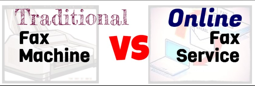 Traditional Fax Versus Online Fax Service